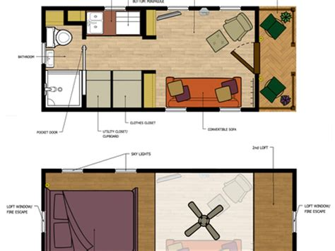 small house movement floor plans tumbleweed tiny houses tiny romantic cottage house plan