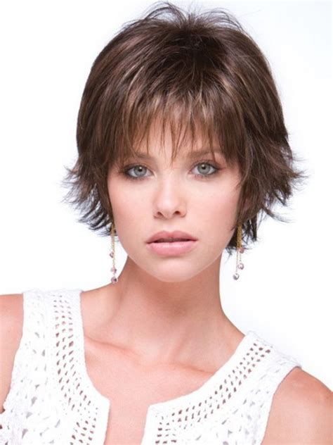 haircuts for thin faces pictures 16 sassy short haircuts for fine hair