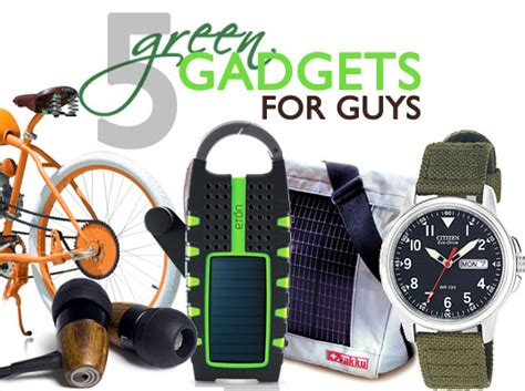 best gadgets for architects top 5 green gadgets for guys inhabitat green design innovation architecture green building