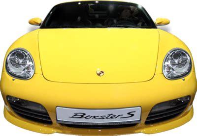 yellow porsche png psd detail yellow porsche boxter front official psds