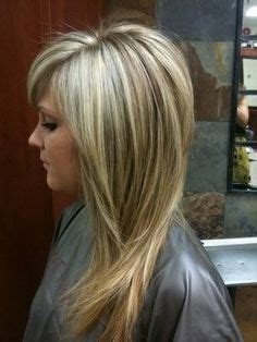 bangs and blending high and low lights to cover gray 1000 images about meches on pinterest coupe coiffures