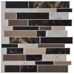 self adhesive kitchen backsplash self adhesive backsplash tiles for kitchen peel and stick tile 5 8 sq ft