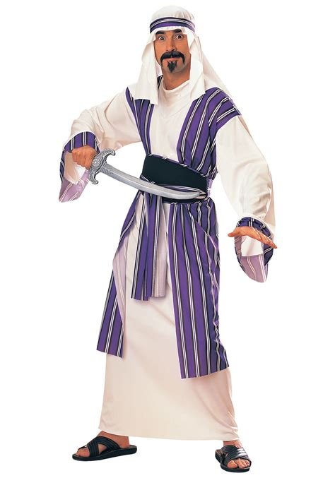 halloween costumes adult desert prince costume