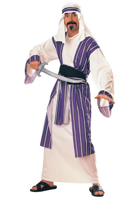 halloween costumes adult desert prince costume