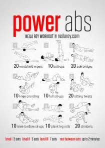 workouts that work your abs most popular workout programs