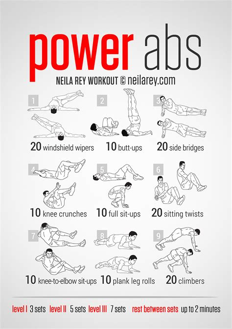 power abs workout thank you for follow or