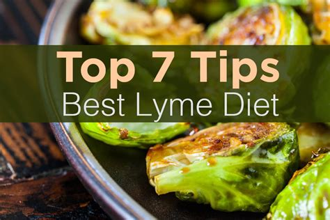 Best Detox Methods For Lyme by Top 7 Tips For The Best Lyme Diet Lifestyle Healing