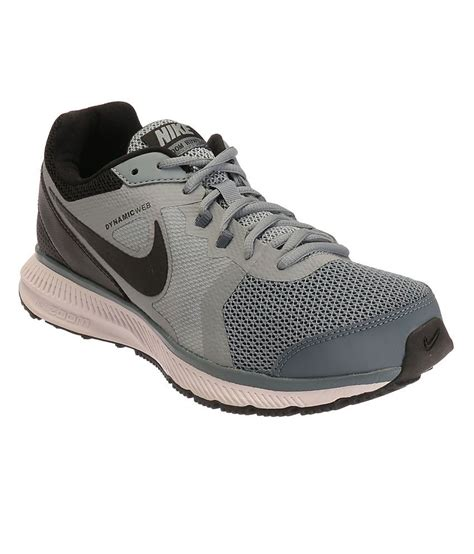 nike zoom winflo grey sports shoes price in india buy
