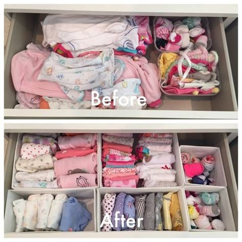 How To Organize Baby Dresser Drawers by 25 Best Ideas About Nursery Dresser Organization On