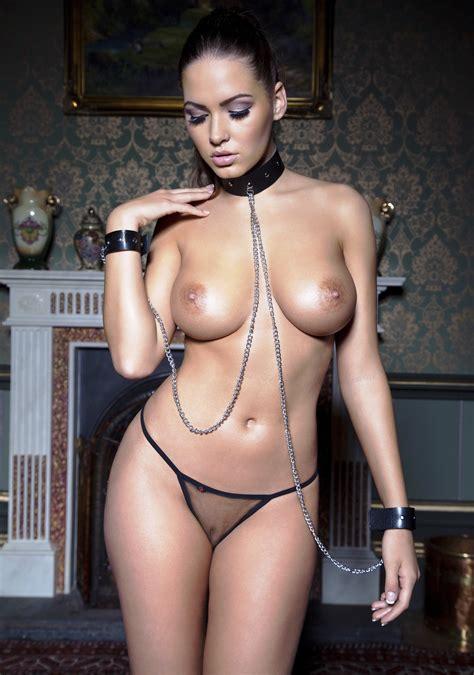 Sabine Jemeljanova Kim Kardashian Lookalike Nude