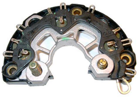 diode alternator bosch bosch rectifiers