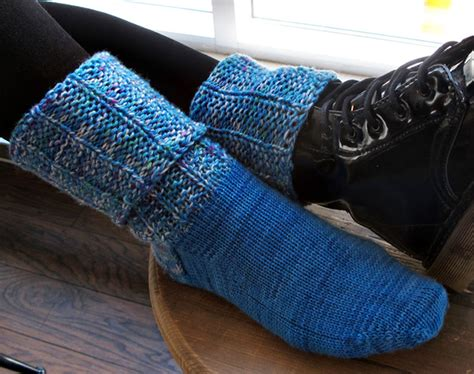 boot socks pattern knit the sidekick boot socks on sequence knitting now that
