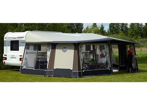 Large Caravan Awning by Ventura Awnings Norwich Cing