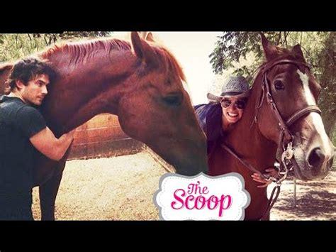 ian somerhalder nikki reed using animal rights to fight ian somerhalder nikki reed buy a horse together the
