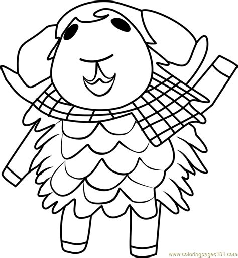 coloring pages of animal crossing new leaf printable coloring pages of animal crossing new leaf
