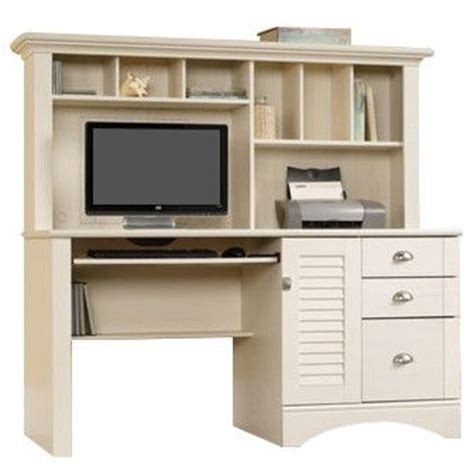 pinellas rectangular computer desk with hutch and storage drawers 17 best ideas about computer desk with hutch on