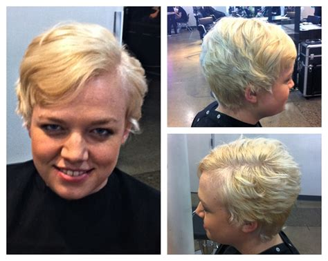 90 degree haircuts hair color syncrolift and utp toner and violet color shot