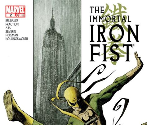 libro immortal iron fist the immortal iron fist 2006 2 comics marvel com