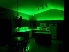led house lights hitlights customer projects rick s ambient led house