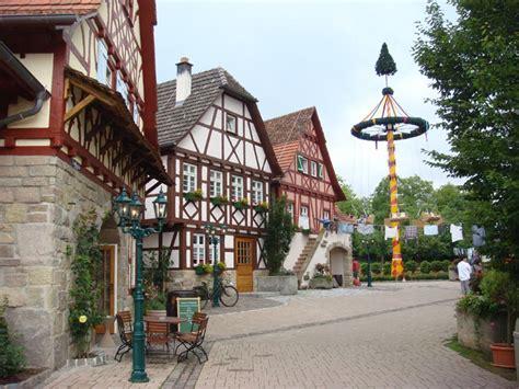 theme park germany tripsdrill amusement park germany