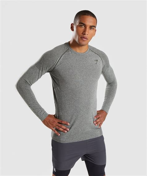 mens seamless collection gymshark
