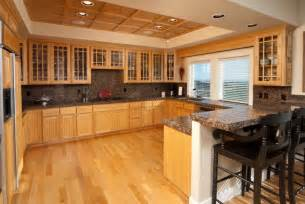 Kitchens With Wood Floors Resurgence Of Hardwood Floors In Virginia Kitchensselect Kitchen And Bath