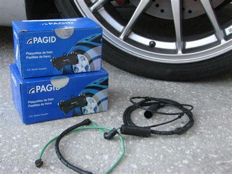 bmw 330ci brake pads sell bmw oem pagid brake pad sensor set e46 330i 330ci