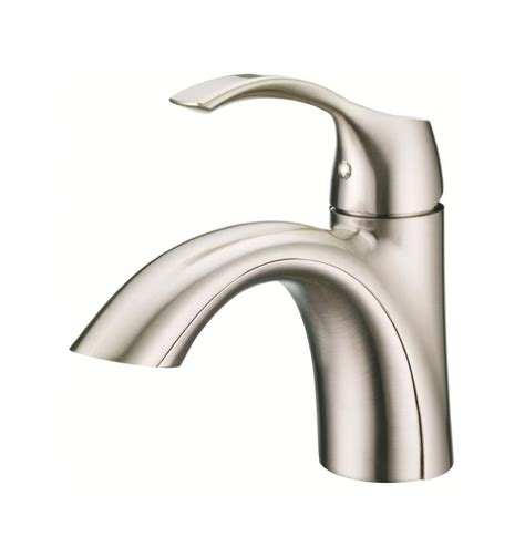 danze d222522bn brushed nickel single bathroom faucet