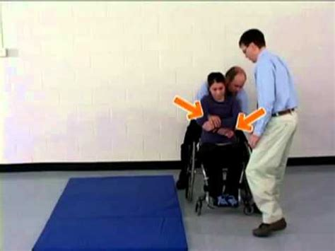 Two Person by Patient Care Skills Transfers Two Person Lift Transfer