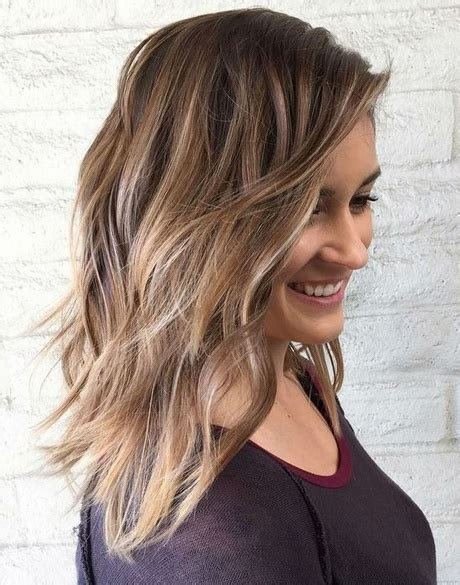 hairstyles colours 2018 curly medium length hairstyles 2018