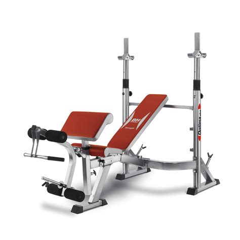 banc fitness banc de musculation bh fitness optima press