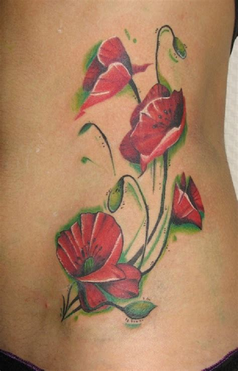 poppy flower tattoo designs 70 poppy flower ideas nenuno creative