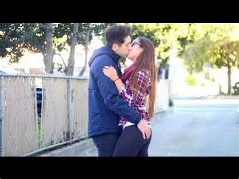 kiss prank tutorial top 5 kissing pranks gone crazy youtube