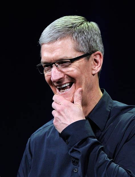 apple ceo after 5 years as apple ceo tim cook scores c