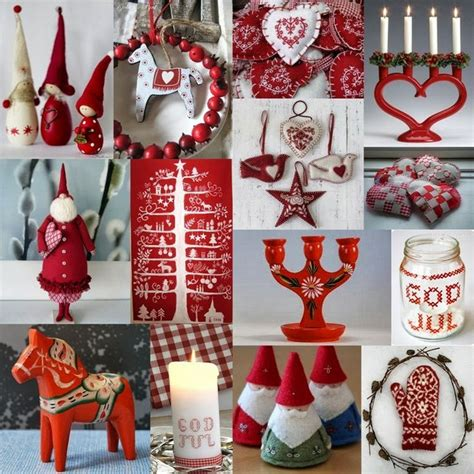 swedish christmas decorations to make