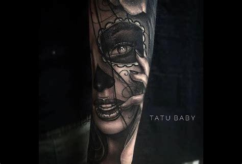 tatouage santa muerte tout ce qu il faut savoir