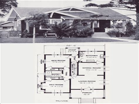 1920s bungalow floor plans 1920s bungalow floor plans 1920 craftsman bungalow floor