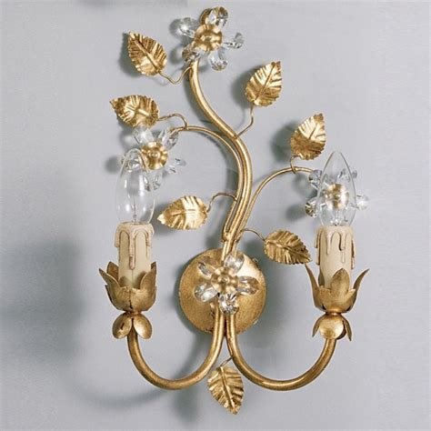 le blattgold ferro luce florentiner wandleuchte blattgold 2 flg 640 2