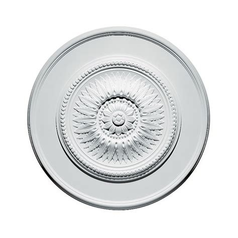 Focal Point Ceiling Medallions by Focal Point Ceiling Medallion 30 In Sunflower Medallion 85020 Classic Ceilings
