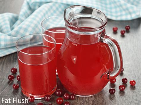 Does Cranberry Juice Help Detox by The Original Flush Water Cran Water Flush