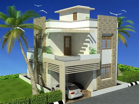Duplex House Plans With Elevation Front Elevation Designs For Duplex Houses In India Search Elevation