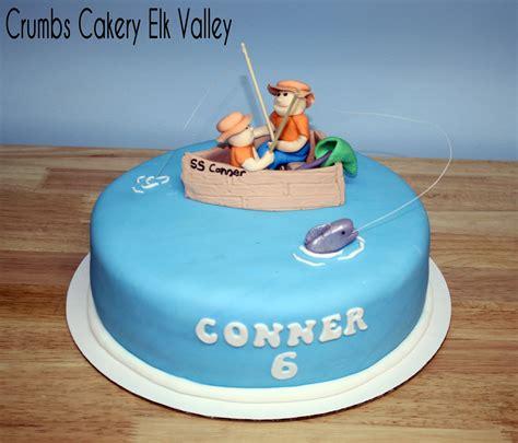 fishing boat cake ideas fishing boat cake crumbs cakery cafe fernie bc