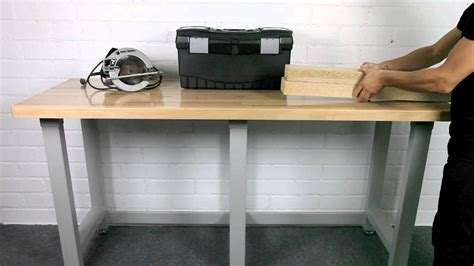 seville work bench ultrahd workbench from seville classics youtube