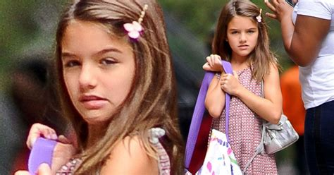Does Suri Cruise Look Like Chris Klein by Suri Cruise Has Grown Into An Adorable As She