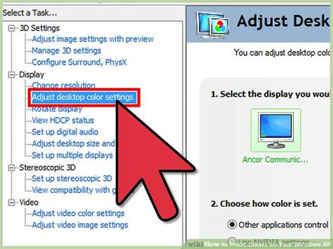 how to invert colors on how to invert colors on your windows xp with pictures