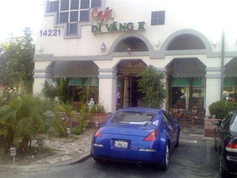 Cafe 168 Garden Grove by Cafe Di Vang 2 Coffee Tea Garden Grove Ca Yelp