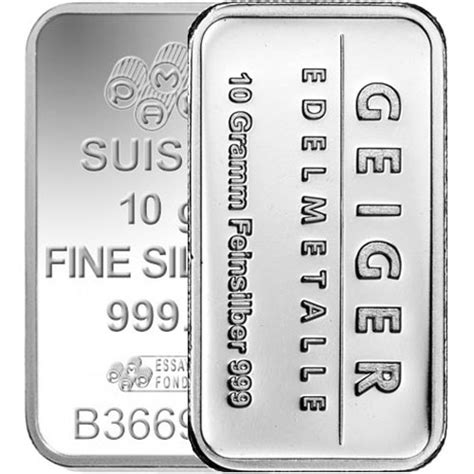 10 Gram Silver Bars by Buy 10 Gram Silver Bars Varied Condition Any Mint