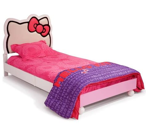 Kasur Anak Single Tempat Tidur Anak Hello Favorit Putri Kecil Anda