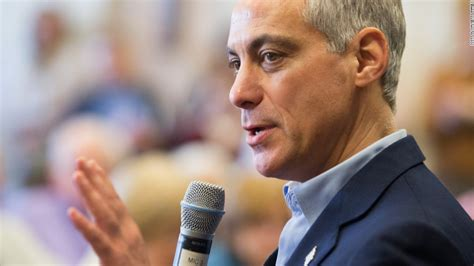 after mcdonald killing emanuel tries to buy time with chicago leaders offer olive branch to rahm emanuel