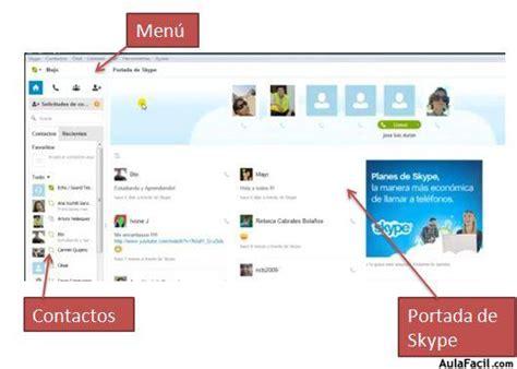 tutorial de internet basico gratis curso gratis de skype tutorial b 225 sico agregar y buscar
